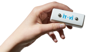 itovi scanner with hand
